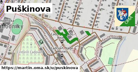 ilustrácia k Puškinova, Martin - 213m