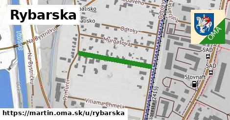 ilustrácia k Rybarska, Martin - 240m