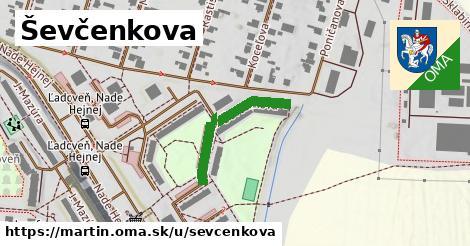 ilustrácia k Ševčenkova, Martin - 234m