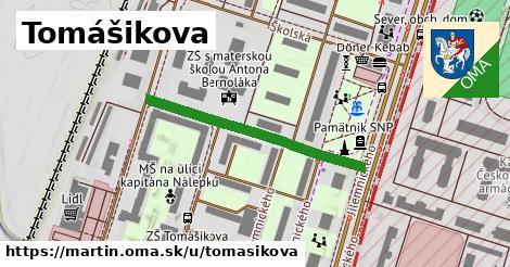 ilustrácia k Tomášikova, Martin - 330m