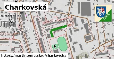 ilustrácia k Charkovská, Martin - 150m