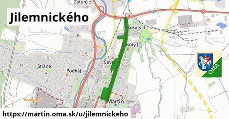 ilustrácia k Jilemnického, Martin - 5,2km