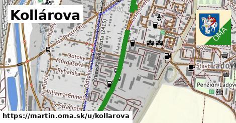 ilustrácia k Kollárova, Martin - 2,1km