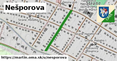 ilustrácia k Nešporova, Martin - 255m