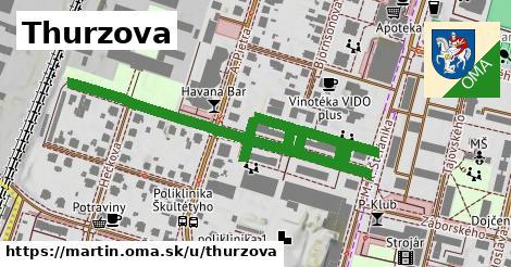 ilustrácia k Thurzova, Martin - 0,82km