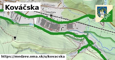 ilustrácia k Kováčska, Medzev - 2,1km