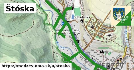 ilustrácia k Štóska, Medzev - 2,7km