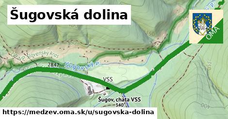 ilustrácia k Šugovská dolina, Medzev - 4,5km