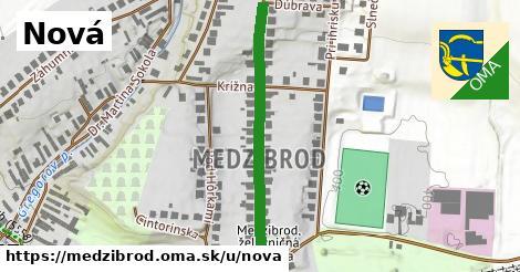 ilustrácia k Nová, Medzibrod - 402m