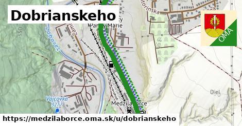 ilustrácia k Dobrianskeho, Medzilaborce - 1,14km