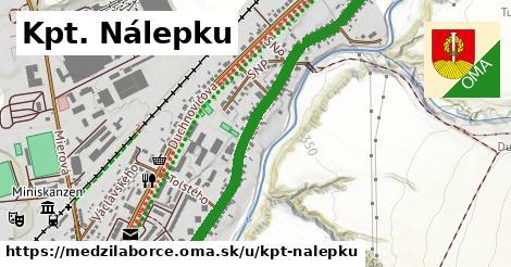 ilustrácia k Kpt. Nálepku, Medzilaborce - 1,44km