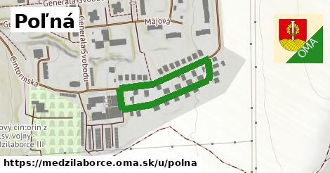 ilustrácia k Poľná, Medzilaborce - 503m