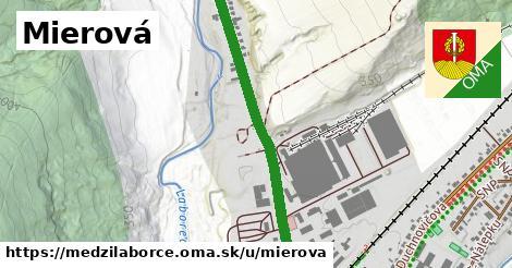 ilustrácia k Mierová, Medzilaborce - 1,63km