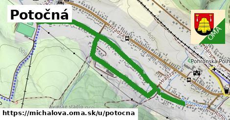ilustrácia k Potočná, Michalová - 1,82km