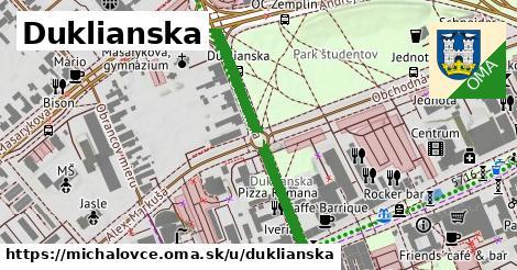 ilustrácia k Duklianska, Michalovce - 332m