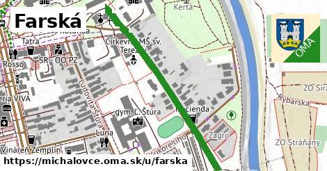 ilustrácia k Farská, Michalovce - 450m