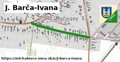 ilustrácia k J. Barča-Ivana, Michalovce - 375m