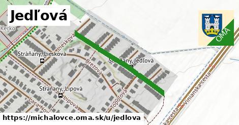 ilustrácia k Jedľová, Michalovce - 332m