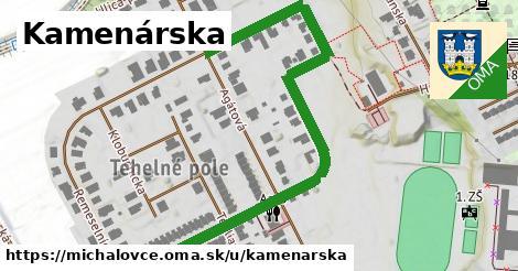 ilustrácia k Kamenárska, Michalovce - 0,78km