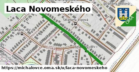 ilustrácia k Laca Novomeského, Michalovce - 459m