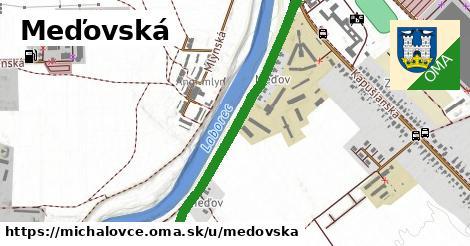 ilustrácia k Meďovská, Michalovce - 0,94km