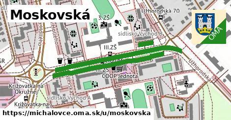 ilustrácia k Moskovská, Michalovce - 0,84km