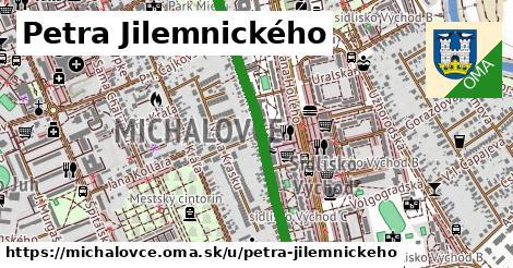 ilustrácia k Petra Jilemnického, Michalovce - 1,03km