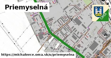 ilustrácia k Priemyselná, Michalovce - 1,42km