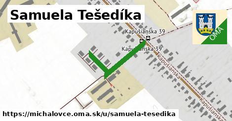 ilustrácia k Samuela Tešedíka, Michalovce - 260m