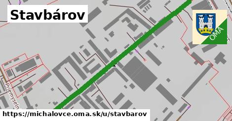 ilustrácia k Stavbárov, Michalovce - 688m