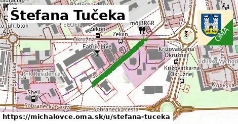 ilustrácia k Štefana Tučeka, Michalovce - 219m