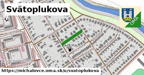ilustrácia k Svätoplukova, Michalovce - 126m