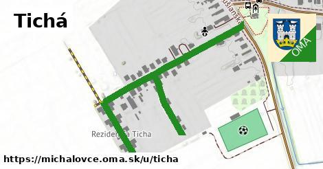 ilustrácia k Tichá, Michalovce - 458m