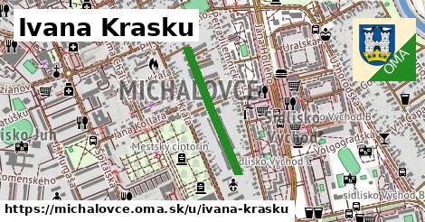 ilustrácia k Ivana Krasku, Michalovce - 482m