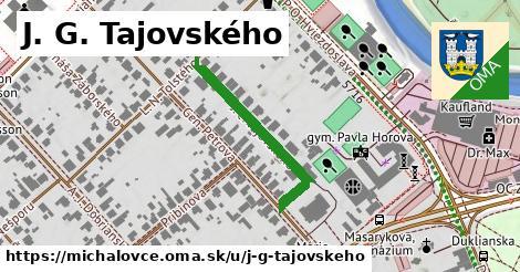 ilustrácia k J. G. Tajovského, Michalovce - 293m