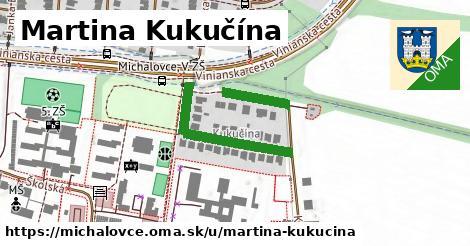 ilustrácia k Martina Kukučína, Michalovce - 363m