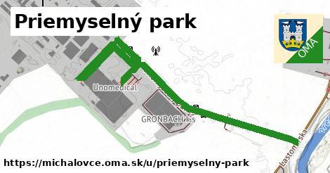 Priemyselný park, Michalovce