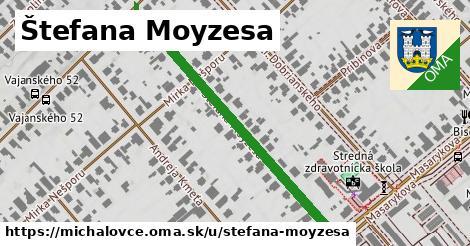 ilustrácia k Štefana Moyzesa, Michalovce - 482m