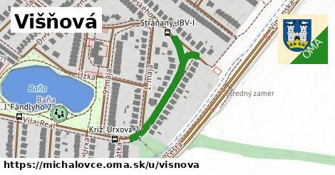 ilustrácia k Višňová, Michalovce - 316m