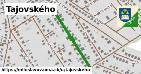 ilustrácia k Tajovskeho, Miloslavov - 388m