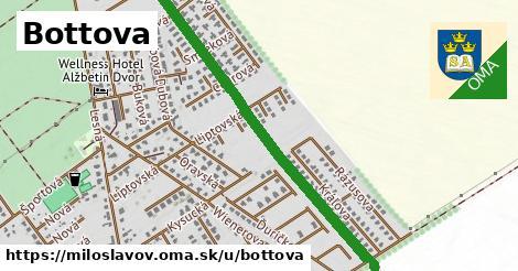 ilustrácia k Bottova, Miloslavov - 1,64km