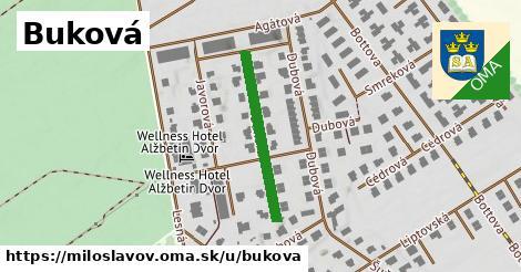 ilustrácia k Buková, Miloslavov - 249m