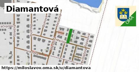 ilustrácia k Diamantová, Miloslavov - 82m