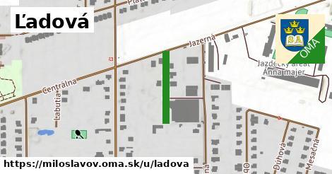 ilustrácia k Ľadová, Miloslavov - 164m