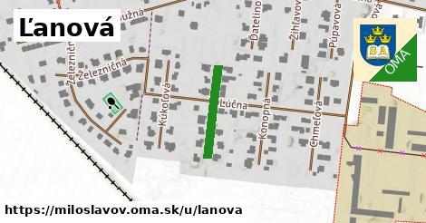 ilustrácia k Ľanová, Miloslavov - 171m