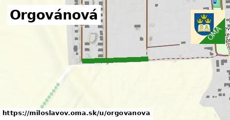 ilustrácia k Orgovánová, Miloslavov - 449m