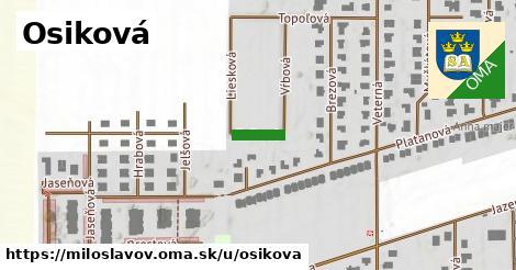 ilustrácia k Osiková, Miloslavov - 78m