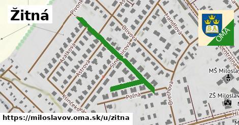 ilustrácia k Žitná, Miloslavov - 450m