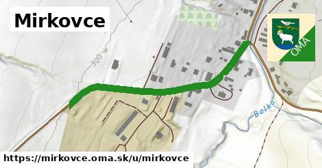 ilustrácia k Mirkovce, Mirkovce - 474m