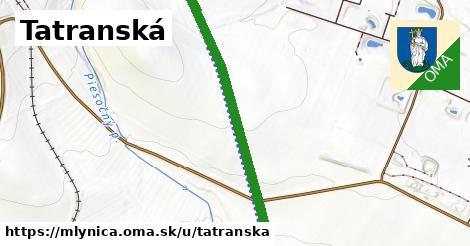 ilustrácia k Tatranská, Mlynica - 0,87km